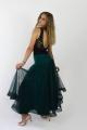 Spódnica VALENCIA zielona