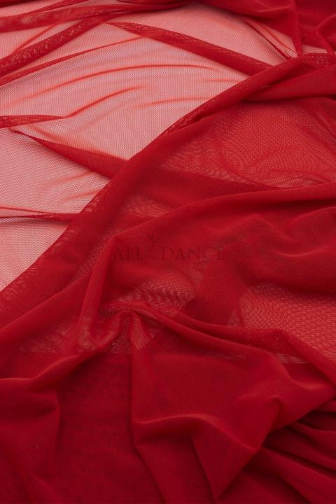 Siatka elastyczna czerwona