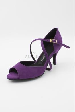 Buty na szpilce Kozdra 14 fioletowe