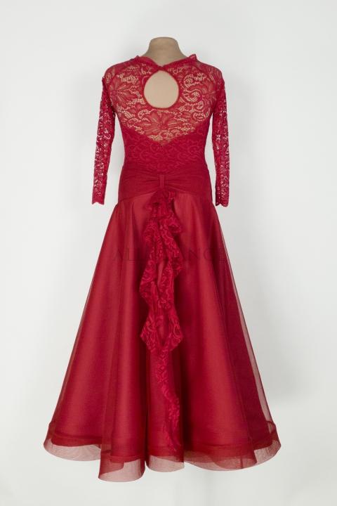 Sukienka Standard i Łacina w jednym