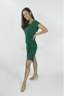 Sukienka Greta zielona
