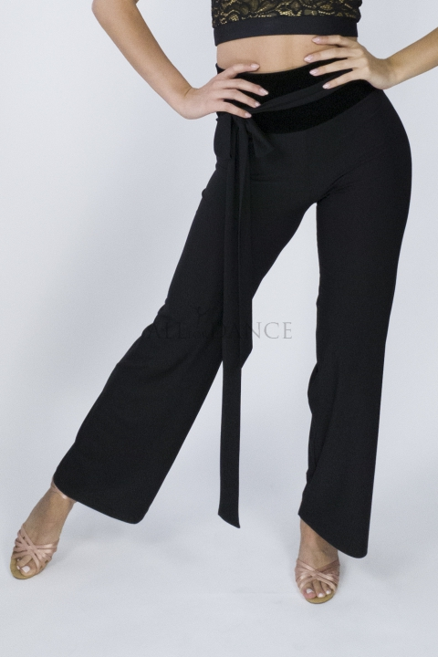 Spodnie RITA czarne