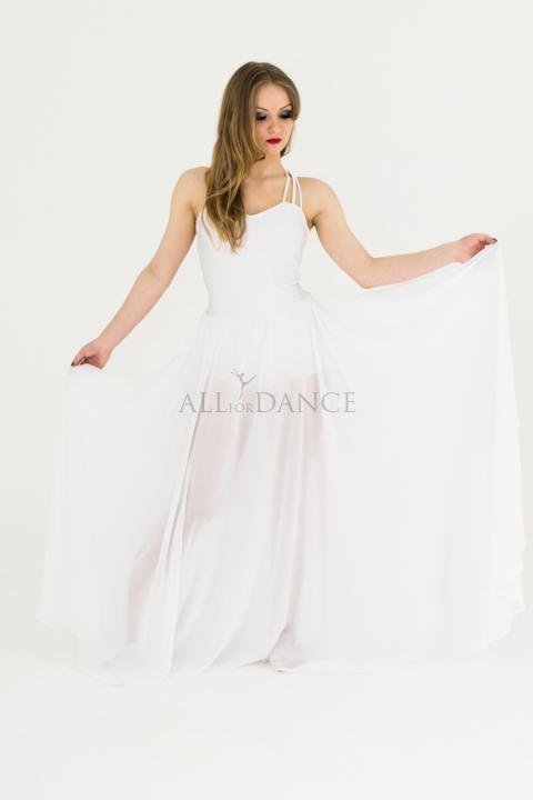 Sukienka Tanita biała