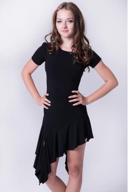 Sukienka MALENA czarna