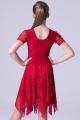 Sukienka Carmen czerwona