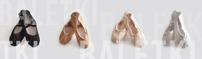 Baletki w All For Dance