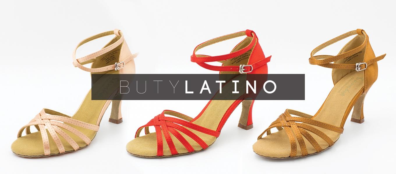 Buty do latino